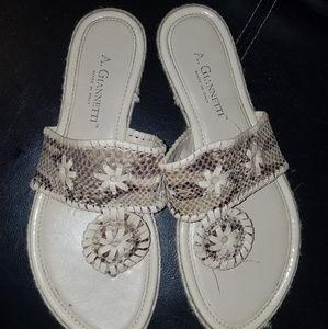 A.Giannetti Sandals